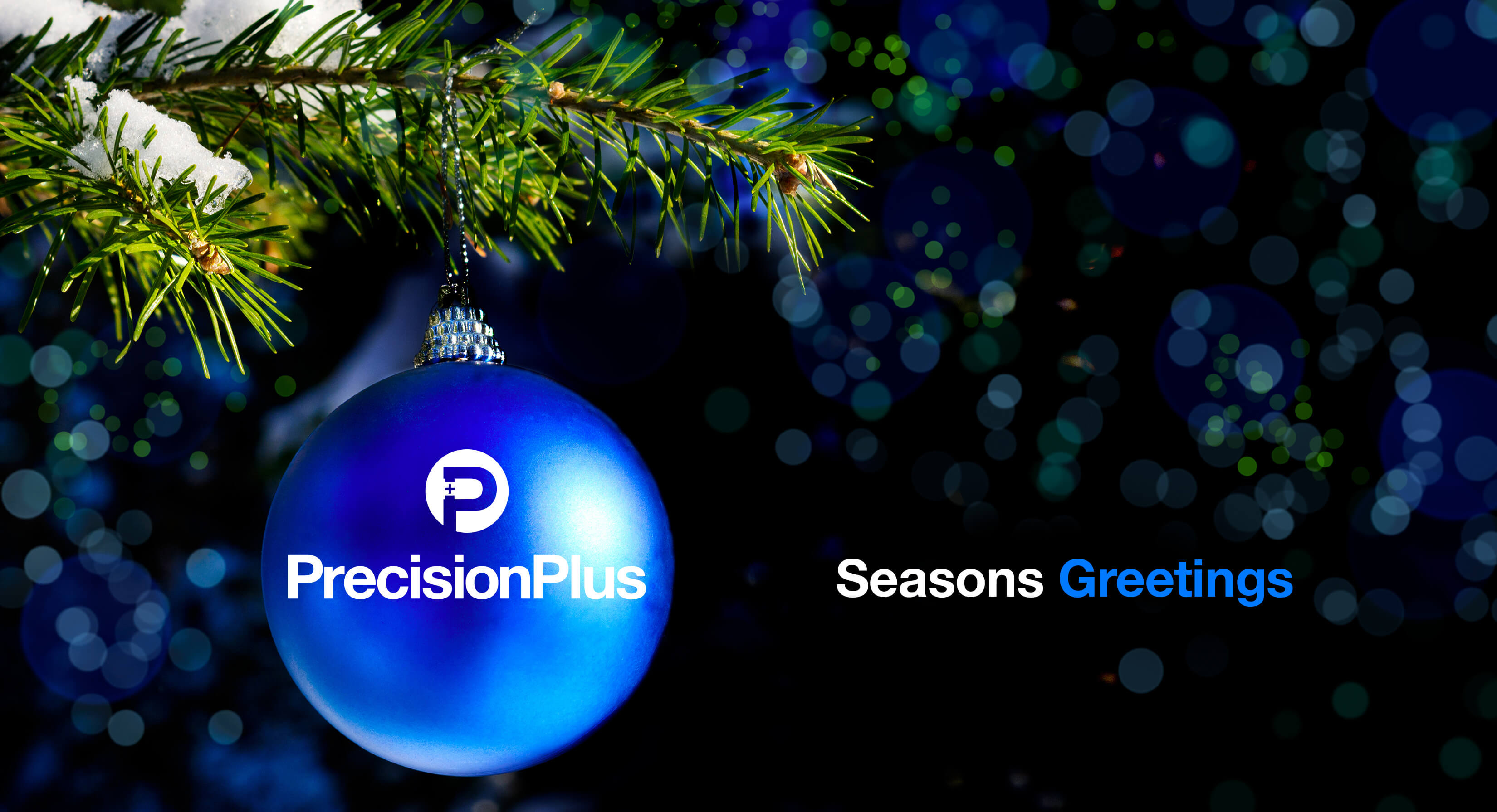 Merry christmas from precision plus precision plus merry christmas from precision plus kristyandbryce Choice Image